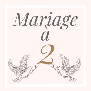 Mariage a 2-logo